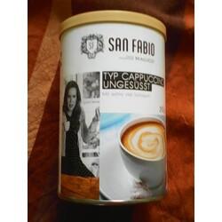 San Fabio Typ Cappuccino ungesüsst