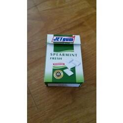 JETgum Spearmint fresh zuckerfrei
