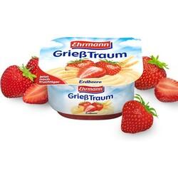 Ehrmann GrießTraum Erdbeere