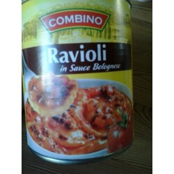 Ravioli in Sauce Bolognese, Combino