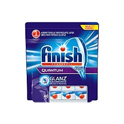finish PowerBall Quantum Glanz 40 tabs