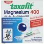 Magnesium 400 (20 Beutel) von Taxofit