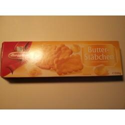 Borggreve Butter-Stäbchen