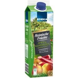 Edeka - Apfel Rhabarber Direktsaft