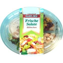 Trader Joe's Frische Salate Hähnchen