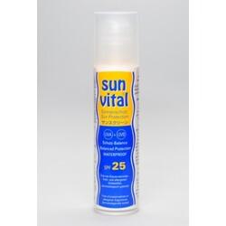 SUNVITAL Sonnenlotion LSF 25 200 ml