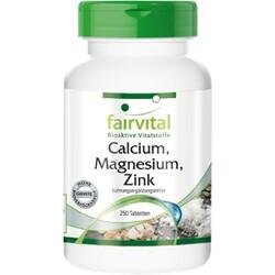 fairvital - Calcium, Magnesium, Zink