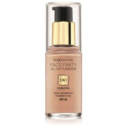 Max FactorMake-up Face Finity All Day Flawless 3in1 Foundation Natural 50
