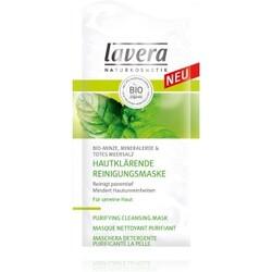 Lavera Bio Minze Hautklärende Reinigungsmaske