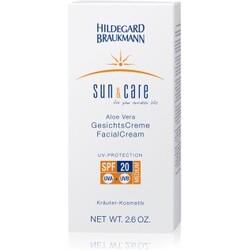 Hildegard Braukmann sun&care Aloe Vera Gesichts Creme SPF 20