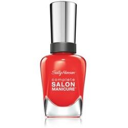 Sally Hansen Complete Salon Manicure 610 Red Zin