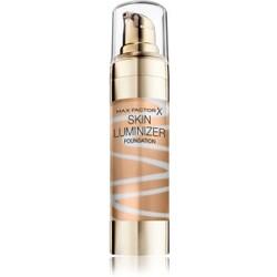 Max Factor Make-Up Gesicht Skin Luminizer Foundation Nr. 50 Natural 30 ml