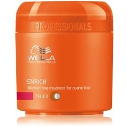 Wella Professionals Care Enrich Enrich Feuchtigkeitsspendende Maske für kräftiges Haar  150 ml