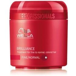 Wella Professionals Brilliance für feines bis normales, coloriertes Haar Haarmaske 500 ml