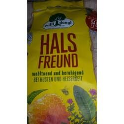 Halsfreund Kräuterbonbons