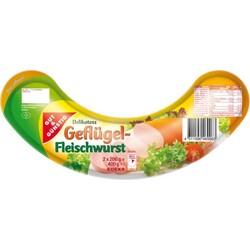 Gut & Günstig - Delikatess Geflügelfleischwurst