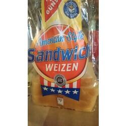 American Style Sandwich Weizen
