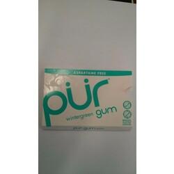 pür Gum Wintergreen