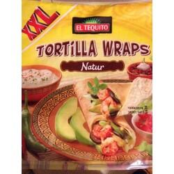 El Tequito Tortilla Wraps