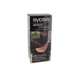 Syoss Professional Performance Coloration 4-98 Paris brown
