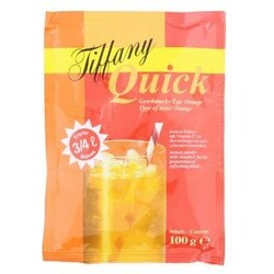 Tiffany Quick Geschmack Typ: Orange
