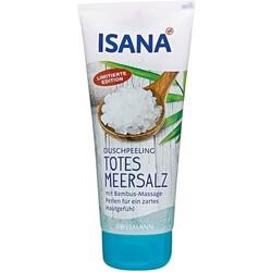 Isana - Duschpeeling Totes Meersalz (Limitierte Edition)