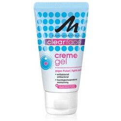 Manhattan Clearface Creme Gel