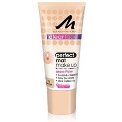 Manhattan Make-up Gesicht Clearface Perfect Mat Make-Up Nr. 77 Natural