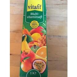 Solevita Vitafit Multivitaminsaft