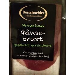 Berachneider Gänsebrust