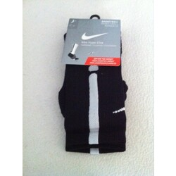 Nike Performance HYPERELITE Sportsocken black/white