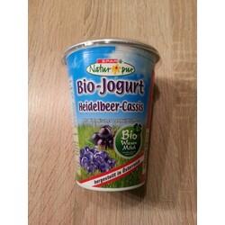 Bio Joghurt Heidelbeer Cassis