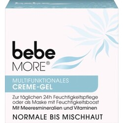 Bebe More Multifunktionales Creme-Gel