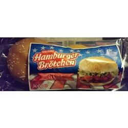 Grafschafter Hamburger Brötchen