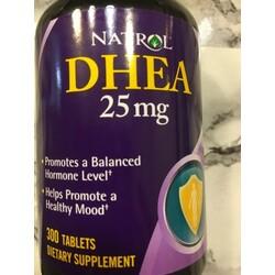 Natron DHEA 25 mg