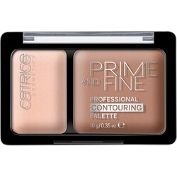 Catrice Prime and Fine Professional Contouring Palette 010