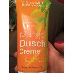 Hildegard Braukmann - Duschcreme Mango
