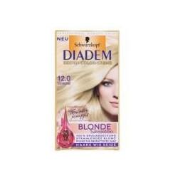 Schwarzkopf Diadem Seiden-Color-Creme 12.0 lichtblond
