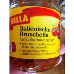 Italienische Bruschette