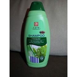 Kaufland Classic care Shampoo 7 Kräuter