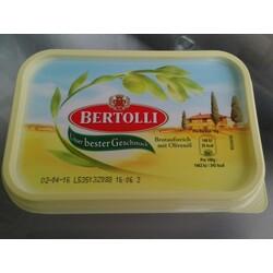 Bertolli - Brotaufstrich mit mildem Olivenöl