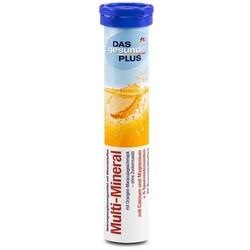 Das gesunde Plus - Multi-Mineral (mit Orangen-Maracuja-Geschmack)