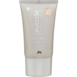 Alverde - Mineral Make Up 01 Naturelle