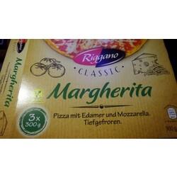 Riggano Margherita tiefgefroren
