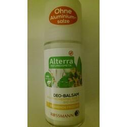 Alterra Deo Balsam Bio Zitronenmelisse