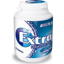 Wrigleys Extra Professional Strong Mint Dose 46 Dragees