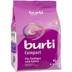 Burti Compact Waschpulver für 18 WL 900 g
