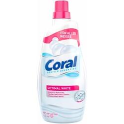 Coral Flüssig-Waschmittel Optimal White 20WL 1,4 L