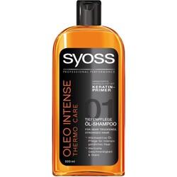 Syoss Shampoo Oleo Intense Thermo Care 500 ml
