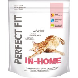 Perfect Fit In-Home Lachs Katzenfutter trocken 750 g